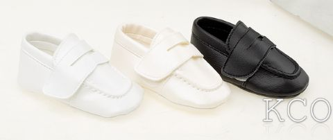 Style FJS001 White~Boys Shoes